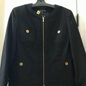 Jones New York Signature Black Jacket Size 10.